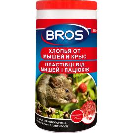 Пластівці від мишей і щурів